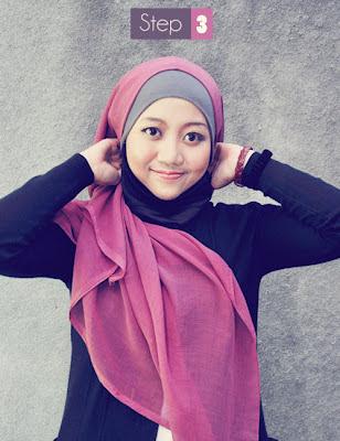 Cara Memakai Jilbab Yang Baik Dan Benar