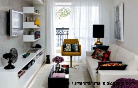 Desain Rumah Mungil Minimalis Terindah   Desain Denah Rumah