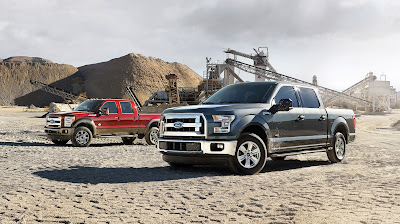 2015 Ford F-150 and F-Series Super Duty win Vehicle Satisfaction Awards