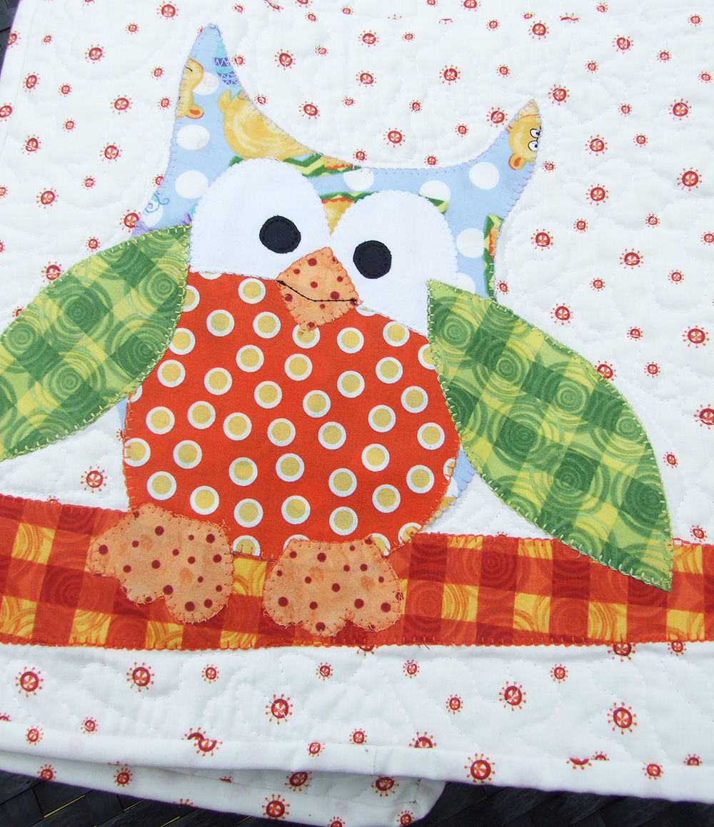 Jennifer Jangles Blog: Okey Dokey Owl and Friends Applique Quilt ... : owl applique quilt pattern - Adamdwight.com
