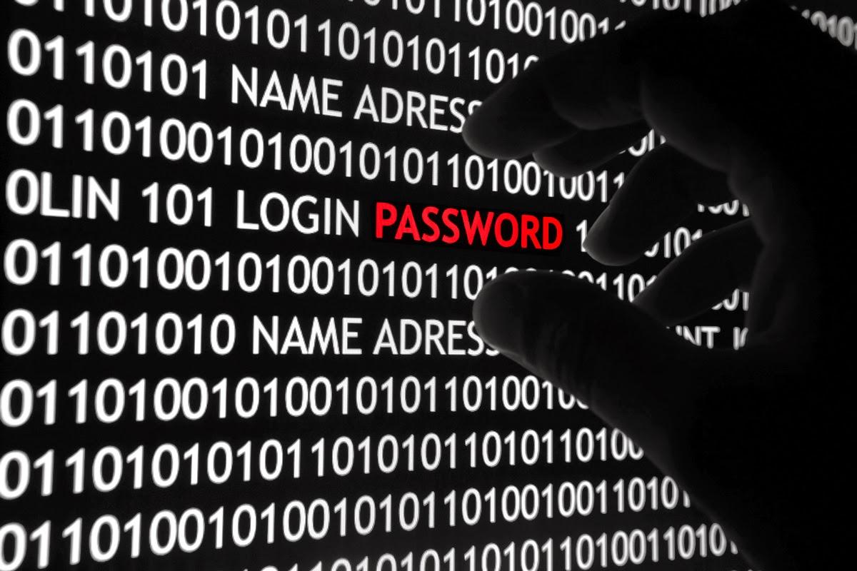 hackers,antivirus,password