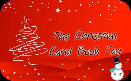 The Christmas Carol Book Tag!