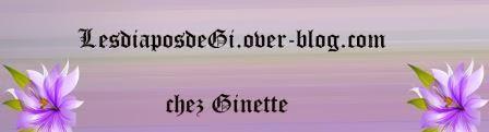 Diapos de mon amie Ginette