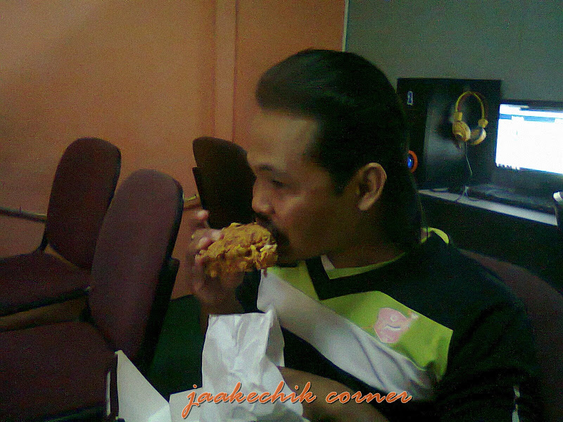 makanan, pjj usm, kepsi, kfc, kfc tesco, makan kfc, menu baru kfc, ayam baru kfc, resepi ayam gorang kfc,