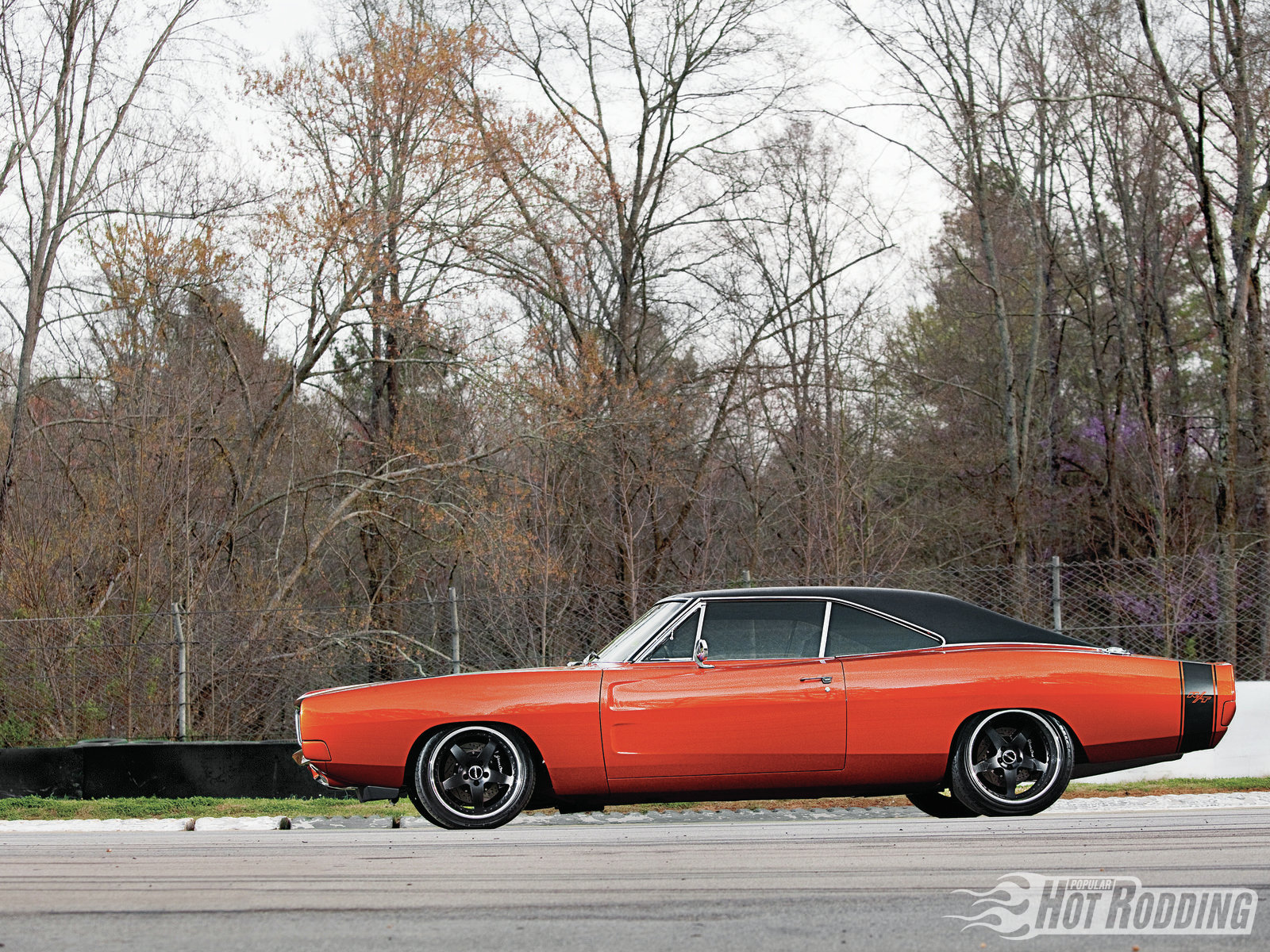 Modified Cars: 1969 Dodge Charger