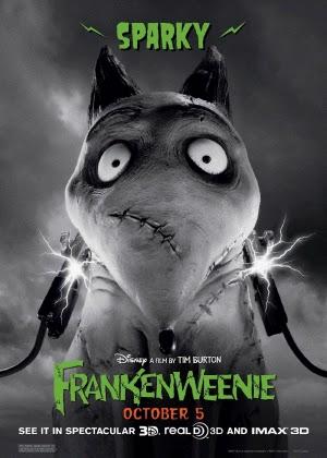 Film Chú Chó Ma Frankenweenie (2012)