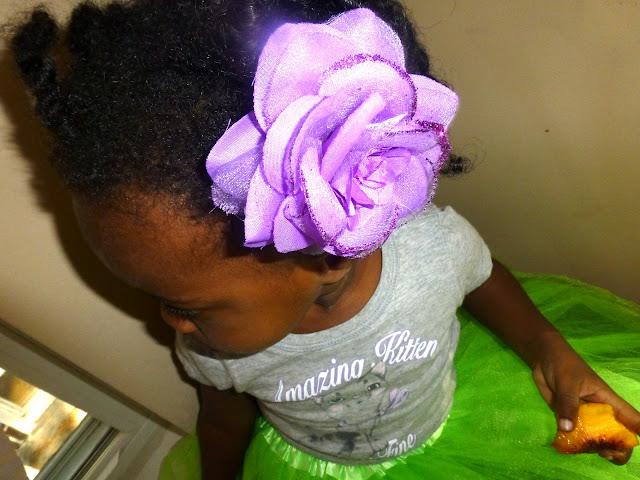 Girls Crochet Headbands