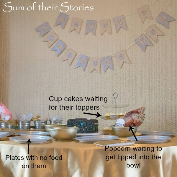 gold and silver theme party ideas