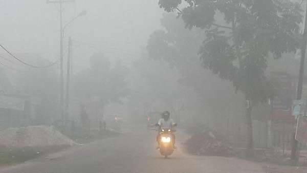Fadli Zon Harap Pemerintah tetapkan Kabut Asap sebagai Bencana Nasional