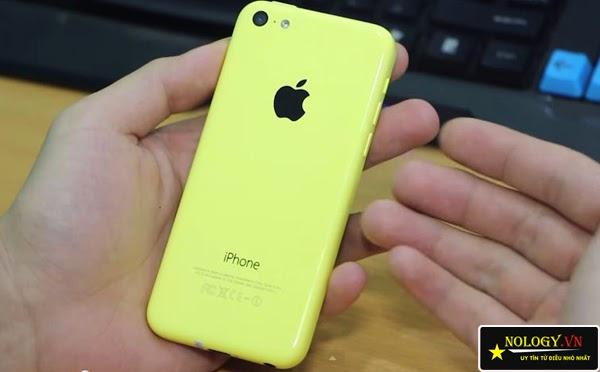Hướng dẫn kiểm tra iPhone 5C cũ.