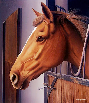 caballos-pintados-oleo