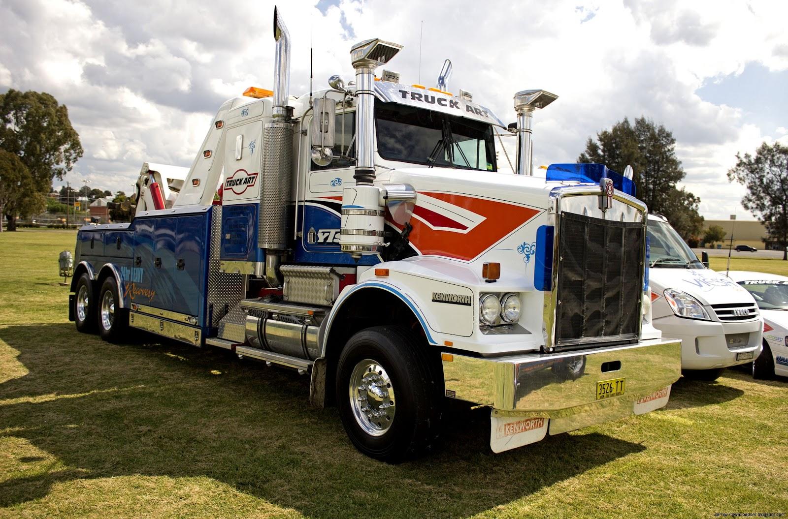 Kenworth Tow Truck