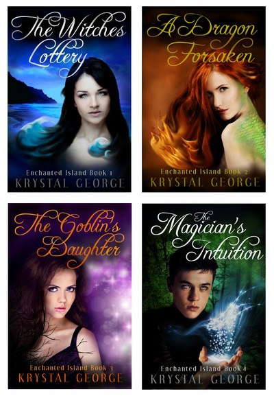 The Enchanted Island Series