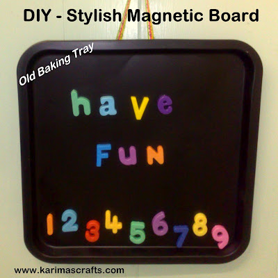 magnetic board baking tray great ideas muslim blog