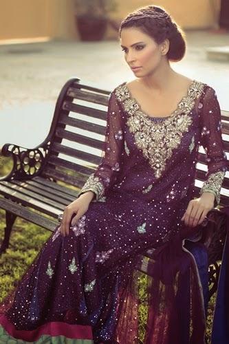 Tena Durrani Bridal Collections 2014