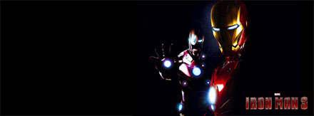 Judul : Iron Man 3 Foto Profil Timeline Sampul Facebook