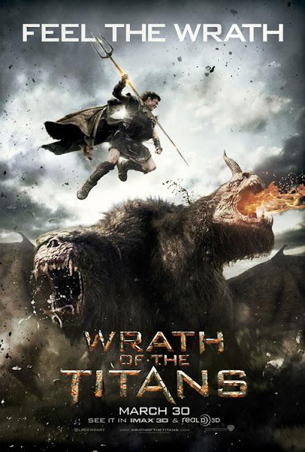 ตัวอย่างหนังใหม่ : Wrath of the Titans  ( สงครามมหาเทพพิโรธ) ซับไทย