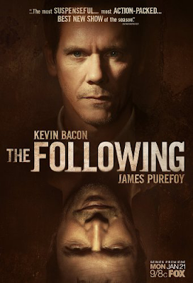 Serie Poster The Following S01E01 HDTV XviD &amp; RMVB Legendado
