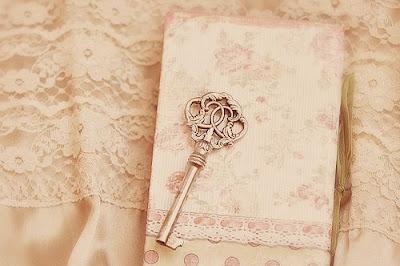 chave,diário,renda