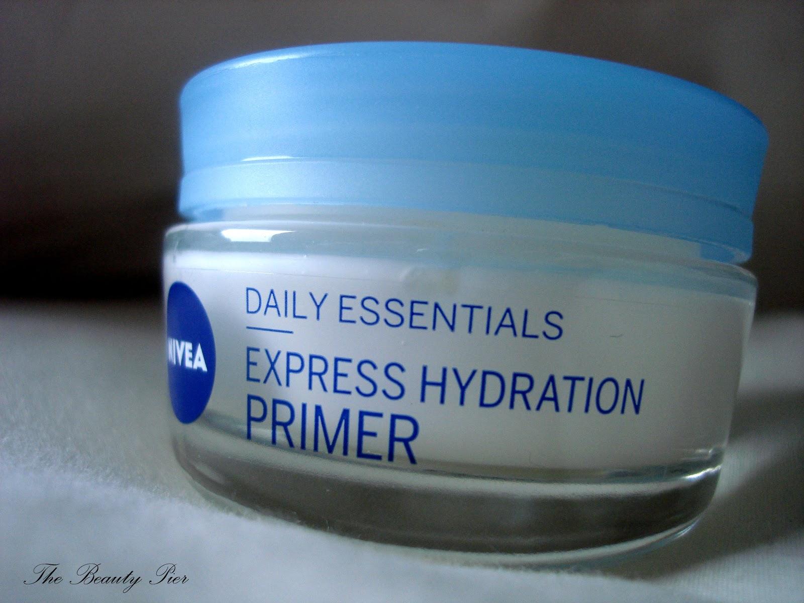 The Beauty Pier Nivea Express Hydration Primer Normalcombination