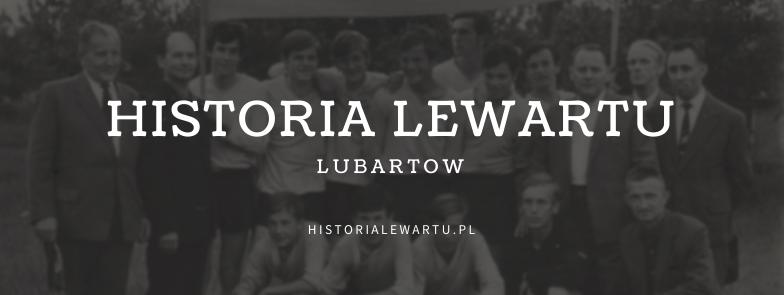 Historia Lewartu Lubartów