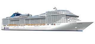 MSC Cruises MSC Poesia Holiday Cruises From Fort Lauderdale