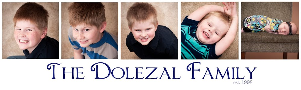 The Dolezal Family