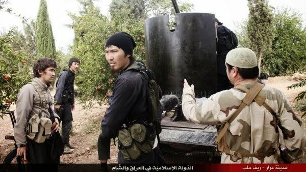 20 Jihadis ISIS asal China Bertempur di Kirkuk