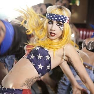 Lady GaGa - Americano Lyrics | Letras | Lirik | Tekst | Text | Testo | Paroles - Source: musicjuzz.blogspot.com