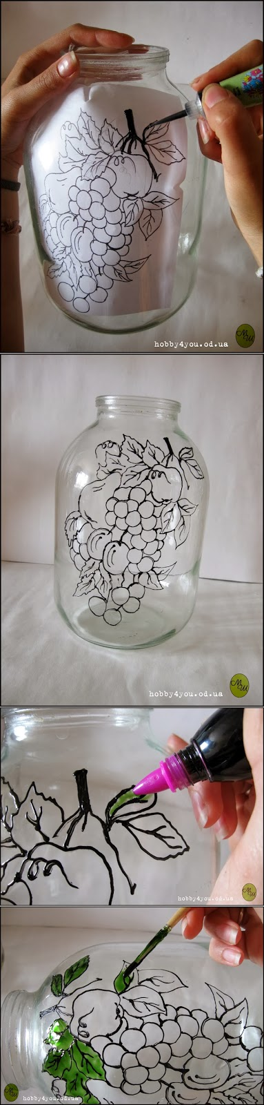 diy glass art diy craft projects