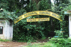 Mount Rinjani Informations