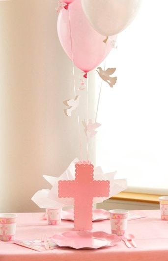 Ideias para decoração de batizado