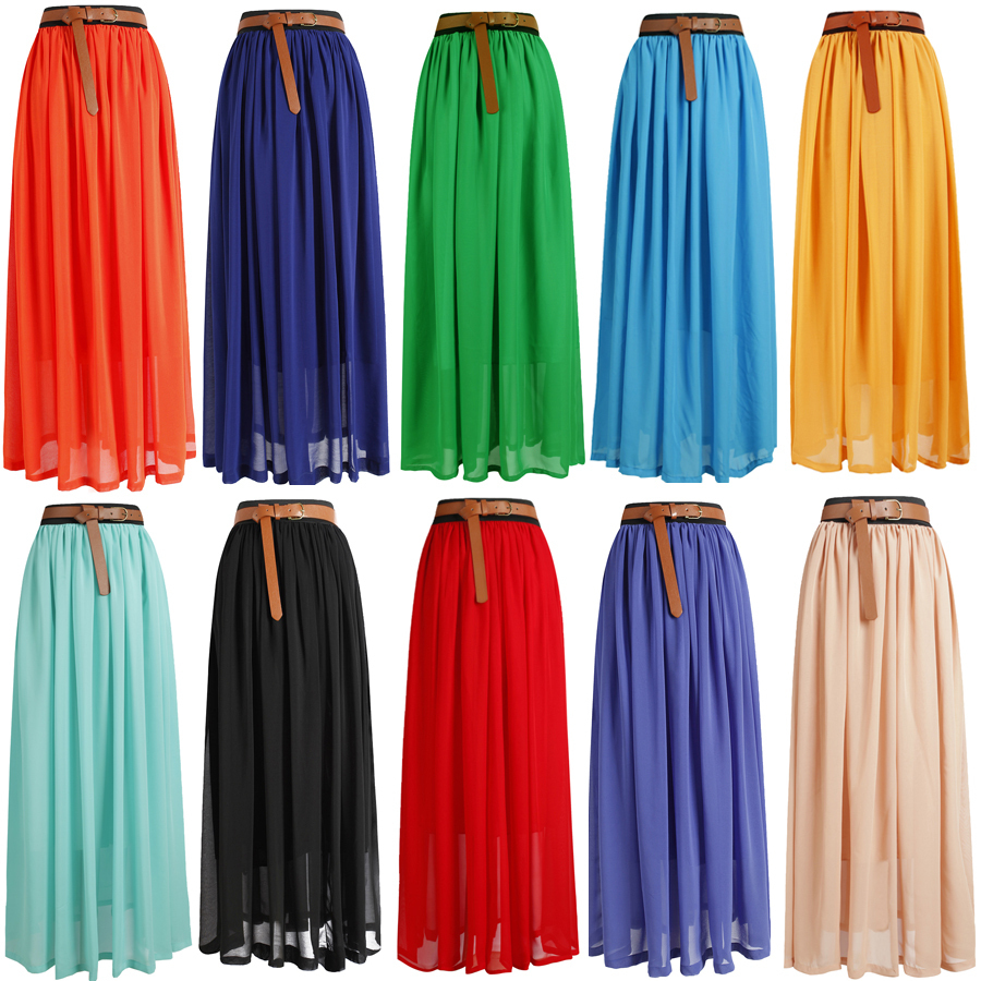 the pretty life girls jsyk colorful skirts under twelve dollars
