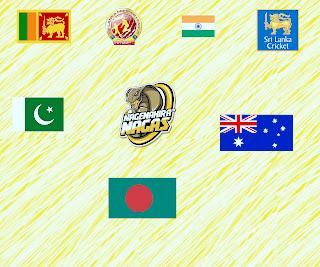 india,pakistan,Bangladesh,Australia,SriLanka