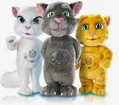 Boneka Talking Tom
