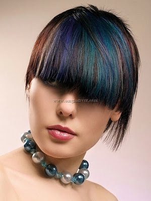 vladimir tarasyuk Bold Hair Highlights Ideas