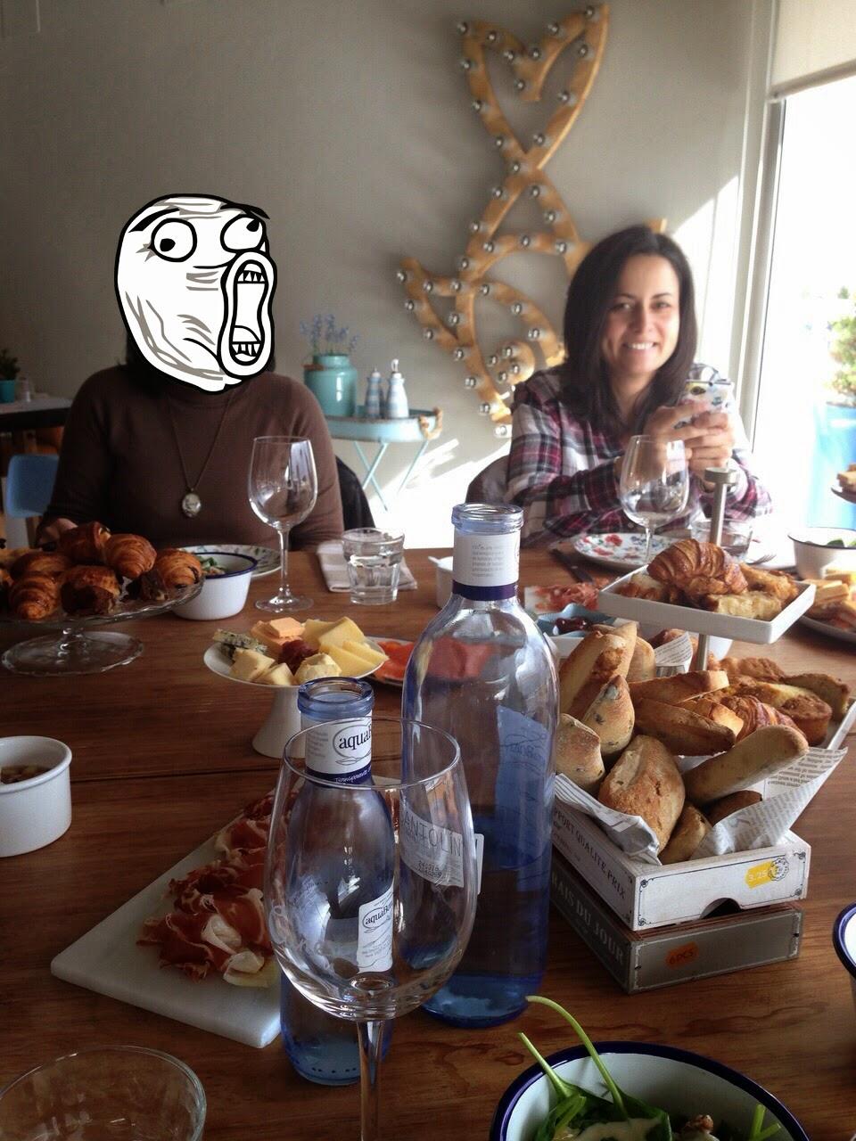 brunch en Luanco