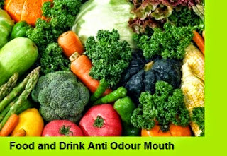 Food and Drink Anti Odour Mouth