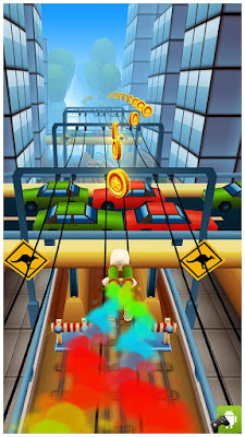SUBWAY SURFERS V1.9.0 ANDROID GAME