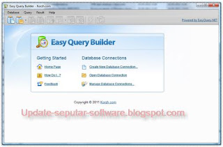 Easy SQL Builder: Jalankan Commands SQL Tanpa Belajar Syntax