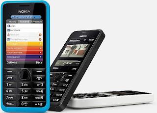 Gambar Nokia 301