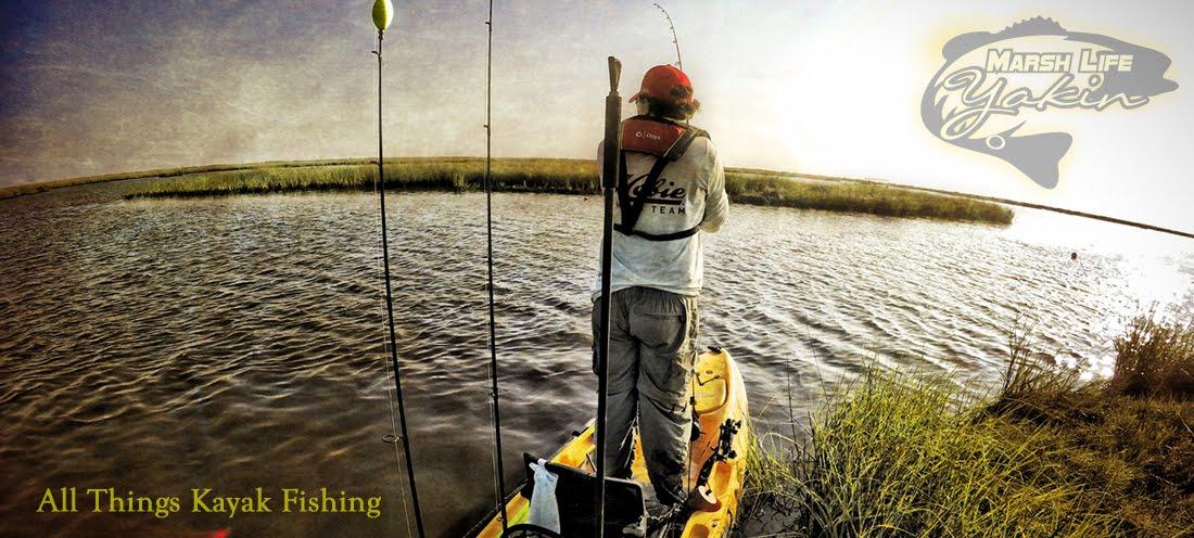 Marsh Life Yakin