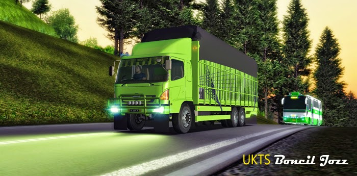 UK Truck Simulator 1.32 Full Version