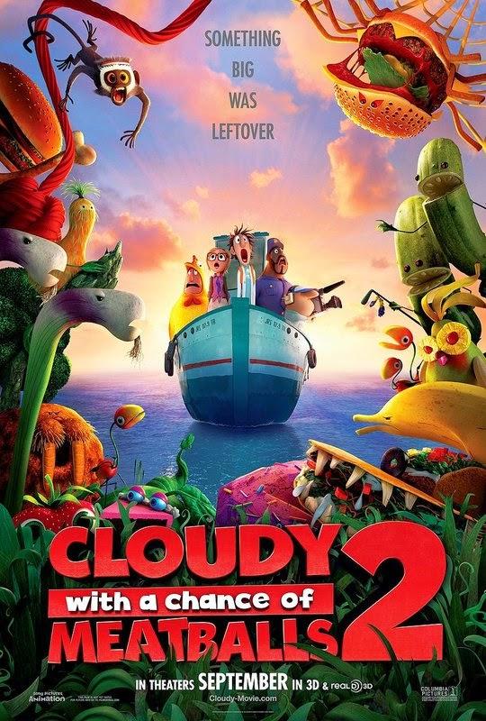 Cơn Mưa Thịt Viên 2 - Cloudy With A Chance Of Meatballs 2 (2013)