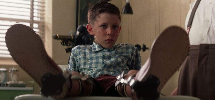 what disability does forrest gump have
