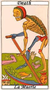 La Carta Número 13 del Tarot: la Muerte