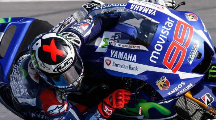 Rumor Tidak Benar, Ternyata Lorenzo Masih Tetap Bersama HJC di MotoGP 2016
