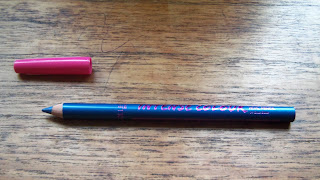 Collection 2000 Intense Colour Supersoft Kohl Pencil in Blue Belle