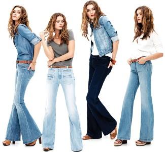 tendencia de lavagens em jeans 2012