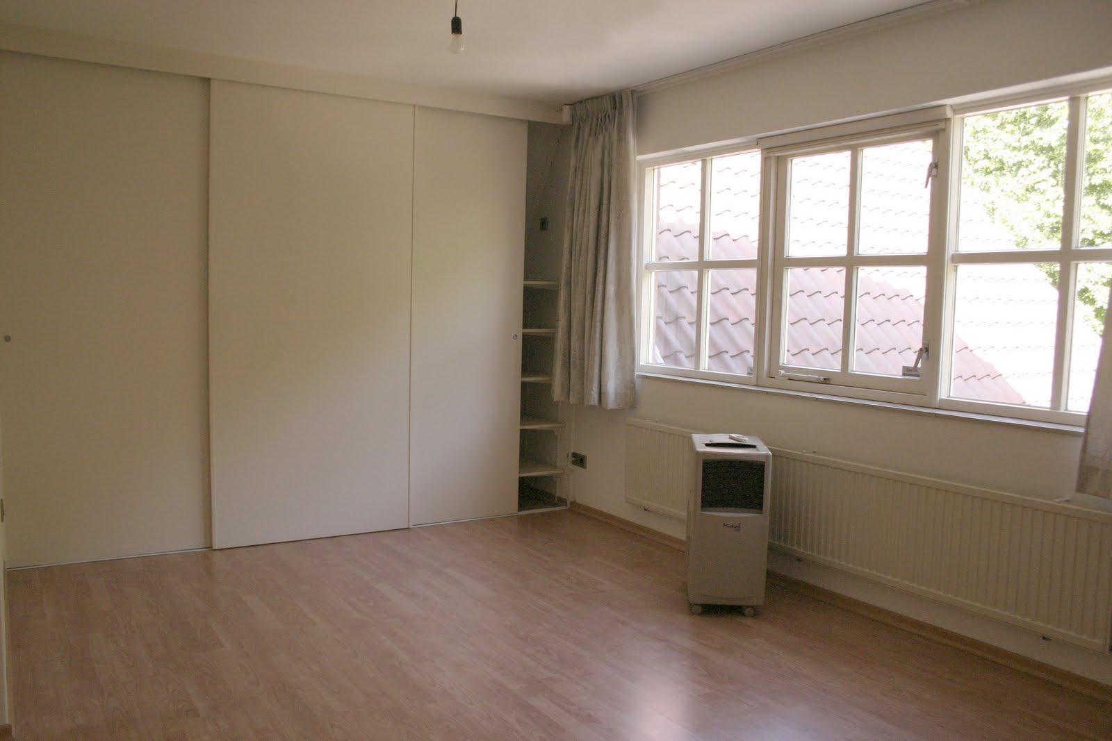 Zen Slaapkamer : Slaapkamer met inbouwkast